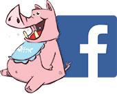 Facebook přidejte si nás